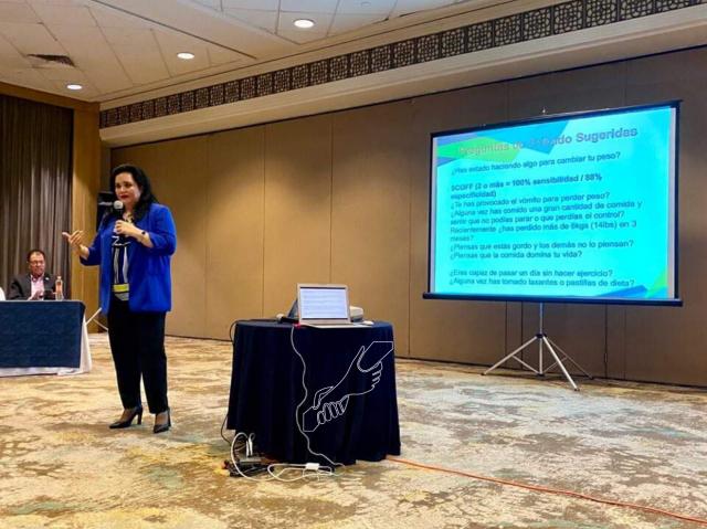 Conferencia Dra Eva Trujillo